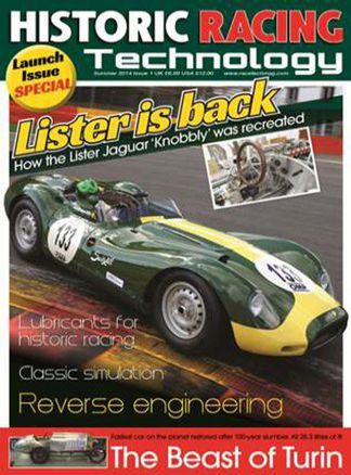 Historic Racing Technology 1/2015