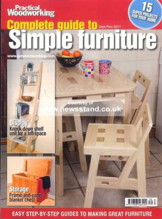 Practical Woodworking 1/2015