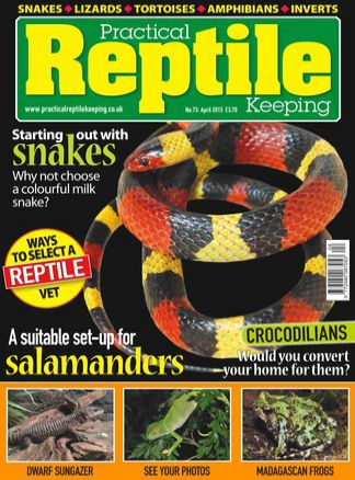 Practical Reptile Keeping 1/2015