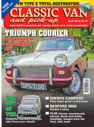 Classic Van & Pick-up 1/2015