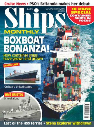 Ships Monthly 1/2015