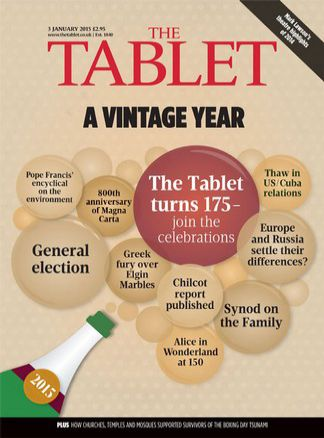 The Tablet 1/2015