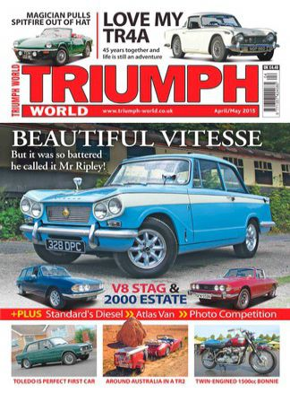 Triumph World 1/2015