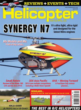 Model Helicopter World 1/2015