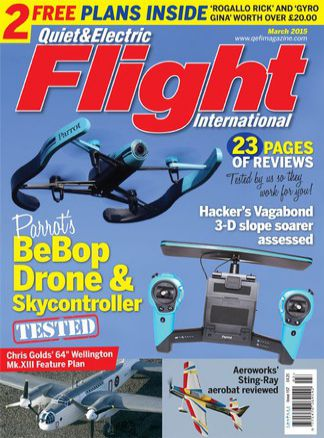 Quiet and Electric Flight International 1/2015