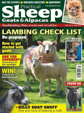 Practical Sheep, Goats and Alpacas 1/2015