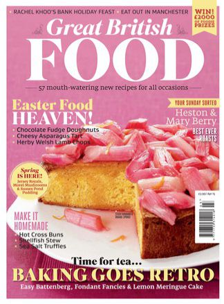 Great British Food 1/2015