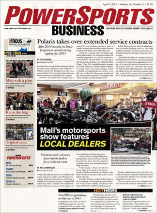 Powersports Business 1/2015