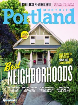 Portland Monthly 2/2015