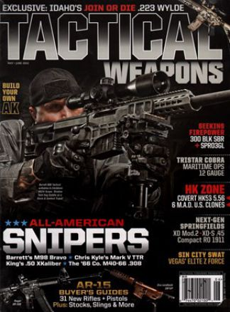 Tactical Weapons 2/2015