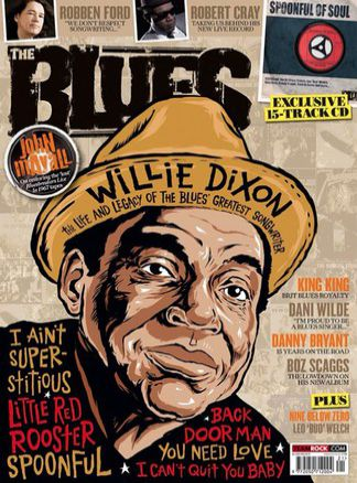 The Blues Magazine 1/2015