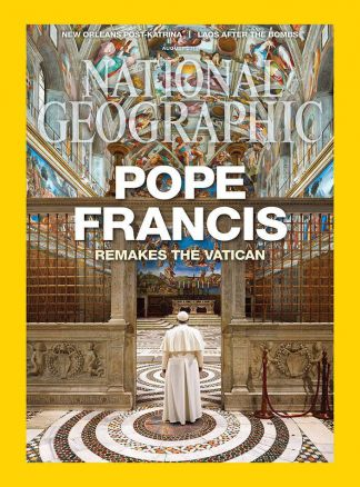 National Geographic Int edition 9/2015