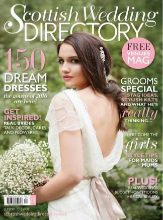 Scottish Wedding Directory 3/2015