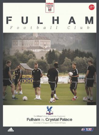 Fulham FC - Official Matchday Programme 2/2015