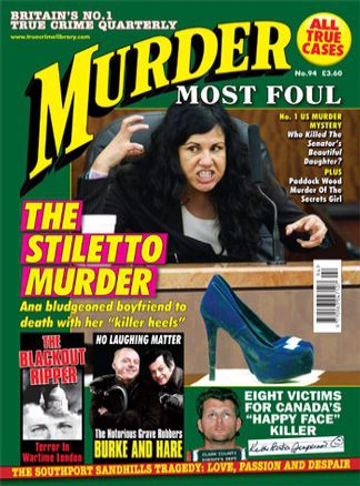 MURDER MOST FOUL 1/2015