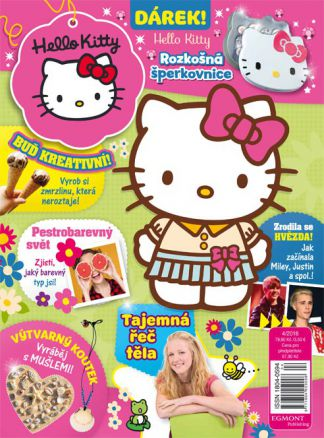 Hello Kitty 4/2016