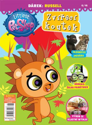Littlest Pet Shop 6/2016