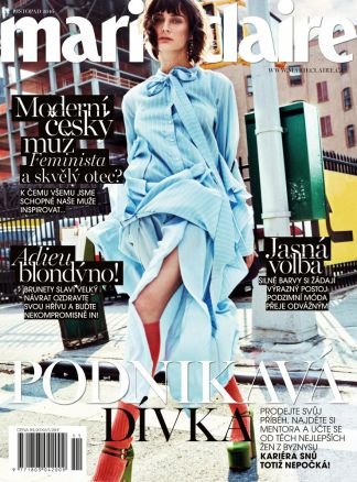 Marie Claire 11/2016