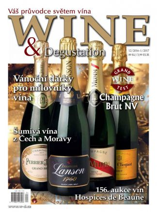 Wine & Degustation 12-1/2017