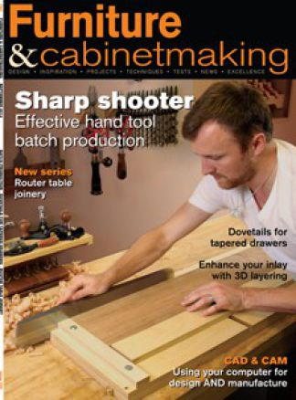 Furniture & Cabinetmaking 10/2015