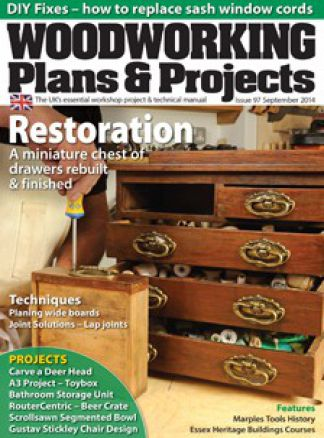 Woodworking Plans & Projects 6/2015