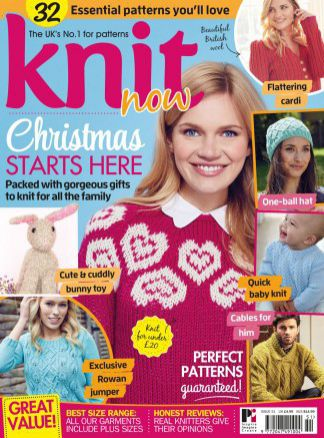 Knit Now 1/2015