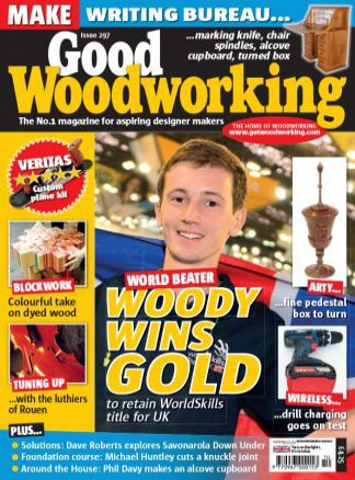 Good Woodworking 1/2015