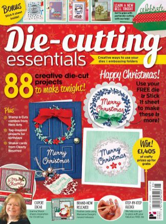 Die Cutting Essentials 1/2015