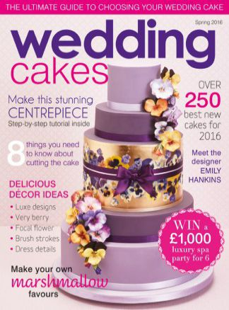 Wedding Cakes - A Design Source 1/2016