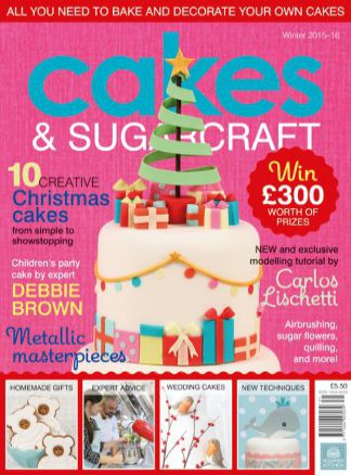 Cakes & Sugarcraft 1/2016