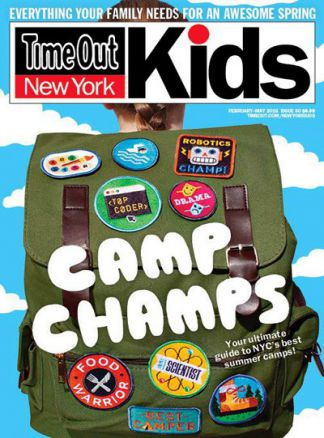 Time Out New York Kids 1/2016