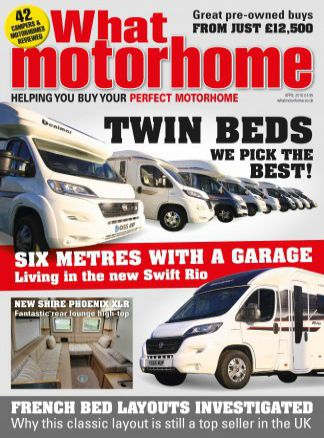 Which Motorhome 1/2016