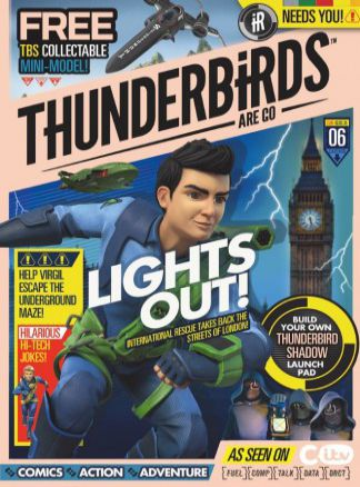 Thunderbirds Are Go 1/2016