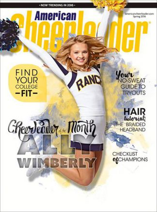 American Cheerleader 1/2016