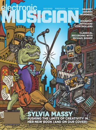 Electronic Musician 1/2016