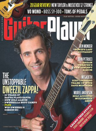Guitar Player 1/2016