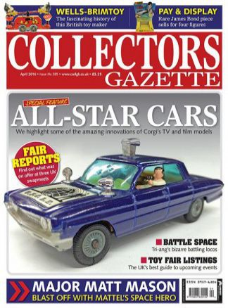 Collectors Gazette 2/2016