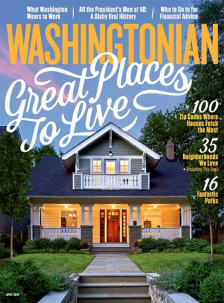 Washingtonian 2/2016