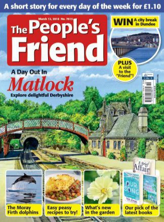 The People's Friend 2/2016