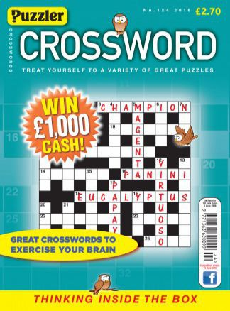 Puzzler Crossword 2/2016
