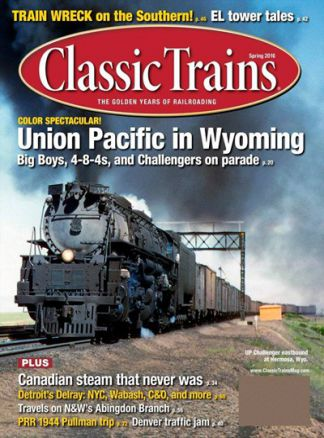 Classic Trains Magazine 1/2016