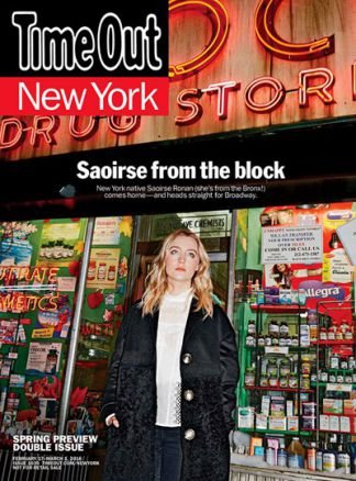 Time Out New York 3/2016
