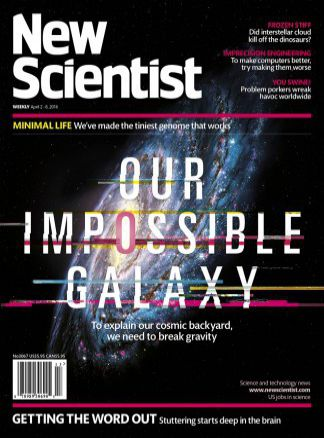 New Scientist - UK Edition 1/2016
