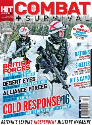 Combat and Survival 1/2016