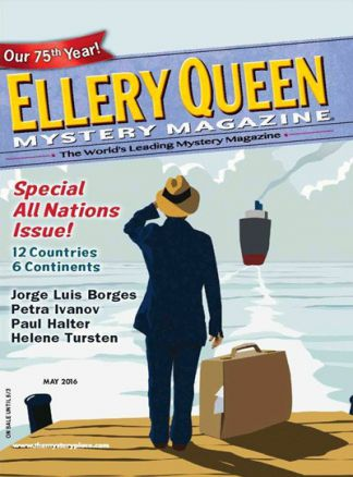 Ellery Queens Mystery Magazine 3/2016