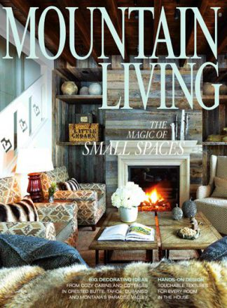 Mountain Living 1/2016