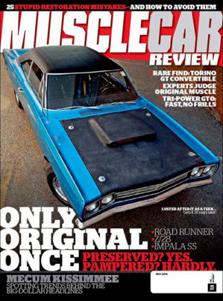 Muscle Car Review 2/2016