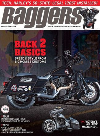 Hot Bike Baggers 3/2016