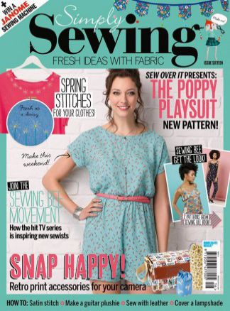Simply Sewing 1/2016