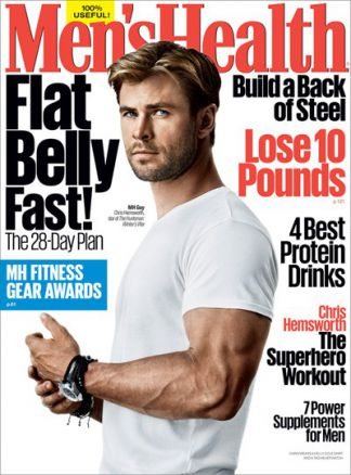 Men's Health USA 1/2016